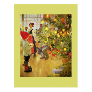 Christmastime Again Postcards