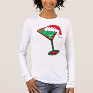 Christmastini Long Sleeve T-Shirt