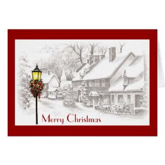 ChristmasTown Greeting Card