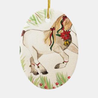 ChristmasUnicorn Christmas Ornament