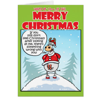 Christmasy? Card