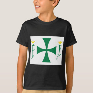 Christopher Columbus Flag T-Shirt