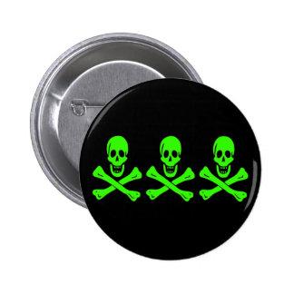 Christopher Condent-Green 6 Cm Round Badge
