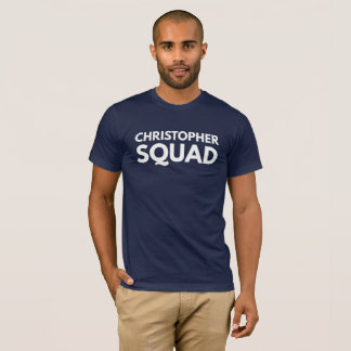 Christopher Squad T-Shirt