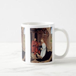 Christ'S Birth By Memling Hans Mug