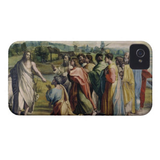 Christ's Charge to St. Peter (cartoon for the Sist iPhone 4 Case