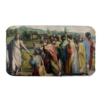 Christ's Charge to St. Peter (cartoon for the Sist iPhone 3 Case-Mate Case