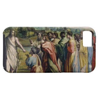 Christ's Charge to St. Peter (cartoon for the Sist iPhone 5 Case