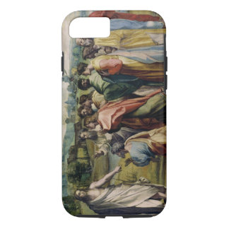 Christ's Charge to St. Peter (cartoon for the Sist iPhone 8/7 Case