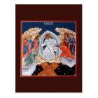 Christ's Descent into Hades Prayer Card