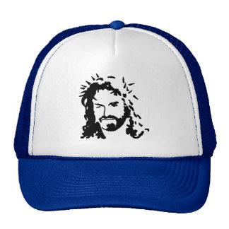 Christs Face Cap