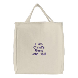 Christ's Friend Bags