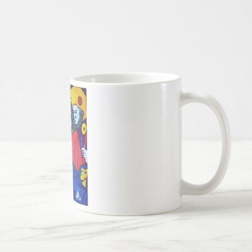 Christ's Passion by Piliero Coffee Mugs
