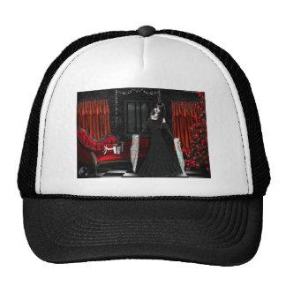Chritmas gothic hat