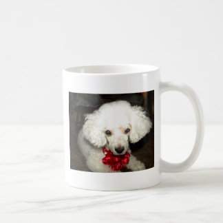 Chritmas Mindy Bishon Mug