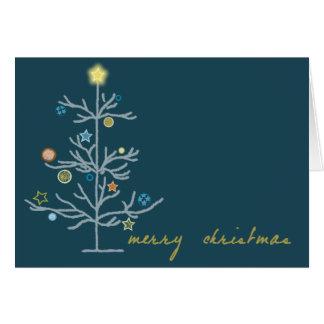 Chritsmas tree cards