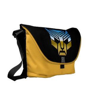 Chrome Beasts™—Chrome Wolf™ Messenger Bag