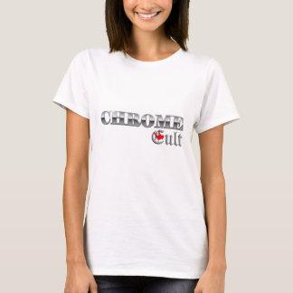 Chrome Cult On The Pole T-Shirt