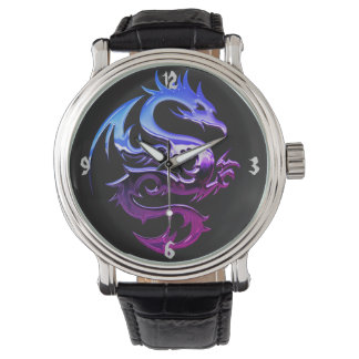 Chrome Dragon Watch