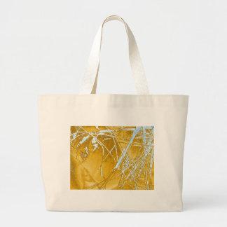 chrome fabric tote bags