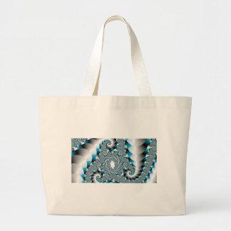 Chrome Graphic Tote Bag