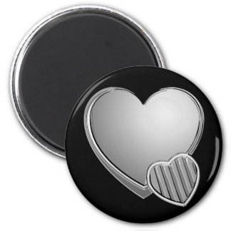 Chrome Hearts 6 Cm Round Magnet