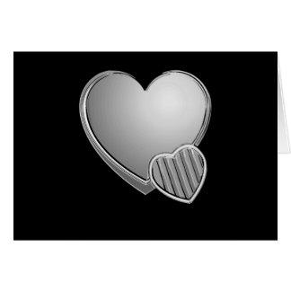 Chrome Hearts Greeting Card