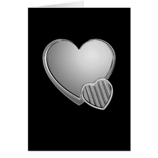 Chrome Hearts Greeting Card