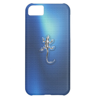 Chrome Lizard iPhone 5 Case