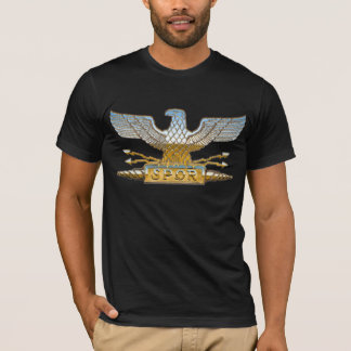 Chrome Roman Eagle T-Shirt