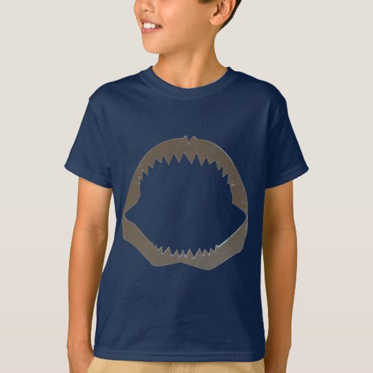 Chrome Shark Jaws T-Shirt