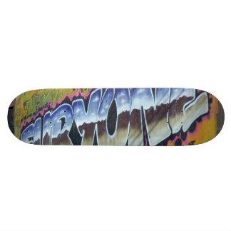 Chrome Skate Decks