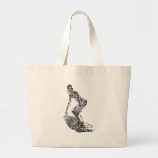 Chrome Surfer Bag