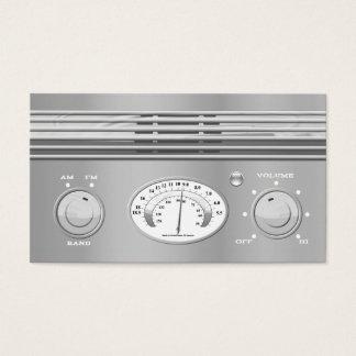 Chrome Vintage Radio