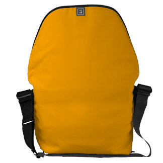 CHROME YELLOW (solid color) ~ Commuter Bag