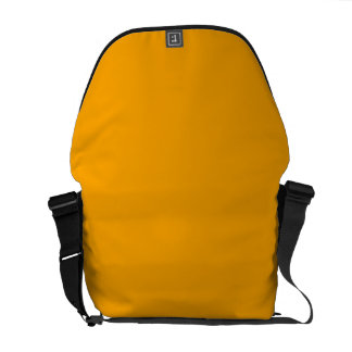CHROME YELLOW (solid color) ~ Messenger Bags