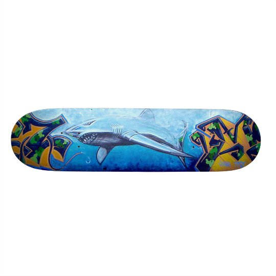 Chromie Da Shark 20 Cm Skateboard Deck