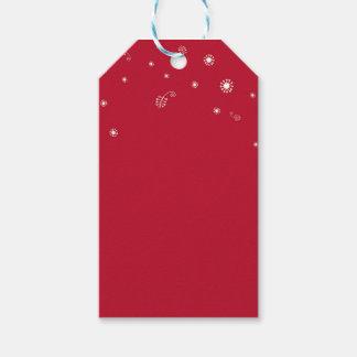 Chronic Christmas gift tag