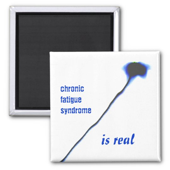 Chronic Fatigue Syndrome is real magnet