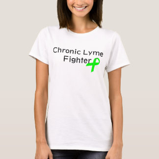 Chronic Lyme Fighter T-Shirt