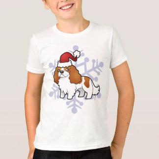 Chrstmas Cavalier King Charles Spaniel T-Shirt