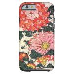 Chrysanthemum and horse-fly, Katsushika Hokusai