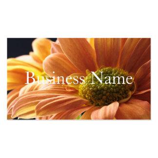 Chrysanthemum Business Card
