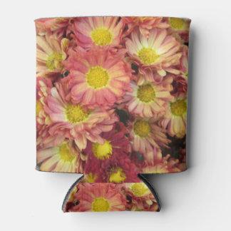 Chrysanthemum Cluster Garden Yellow Pink