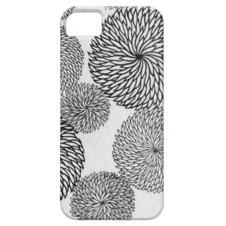 Chrysanthemum Designer Patterned Barely There iPhone 5 Case