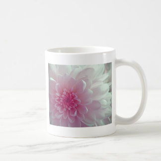 Chrysanthemum flow coffee mug