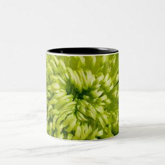 Chrysanthemum Flower Mug