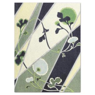 Chrysanthemum Flowers Abstract Tissue Paper