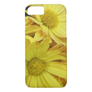 Chrysanthemum Group Plant Yellow iPhone 7 Case