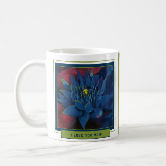 Chrysanthemum Mother's Day Mug— From Favorite Son Coffee Mug